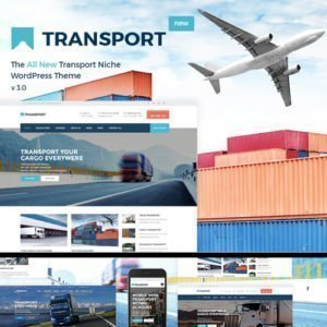 Sale! Buy Discount Transport – WP Transportation & Logistic Theme - Cheap Discount Price