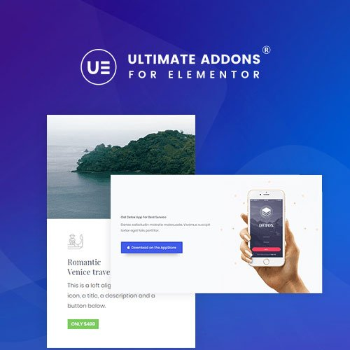Sale! Buy Discount Ultimate Addons for Elementor - Cheap Discount Price