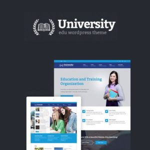 Sale! Buy Discount University – Education – Event and Course Theme - Cheap Discount Price