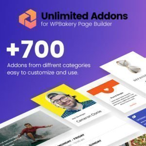 Sale! Buy Discount Unlimited Addons for WPBakery Page Builder - Cheap Discount Price