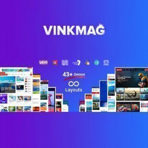 Sale! Buy Discount Vinkmag – Multi-concept Creative Newspaper News Magazine WordPress Theme - Cheap Discount Price