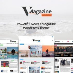 Sale! Buy Discount Vmagazine- Blog, NewsPaper, Magazine WordPress Themes - Cheap Discount Price