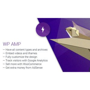 Sale! Buy Discount WP AMP – Accelerated Mobile Pages for WordPress and WooCommerce - Cheap Discount Price