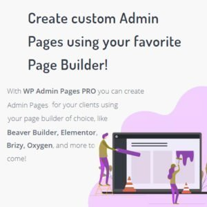 Sale! Buy Discount WP Admin Pages PRO - Cheap Discount Price