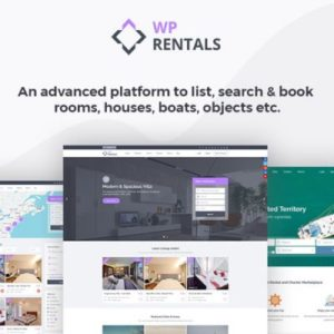 Sale! Buy Discount WP Rentals – Booking Accommodation WordPress Theme - Cheap Discount Price