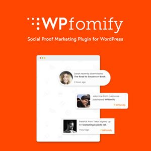 Sale! Buy Discount WPFomify - Cheap Discount Price