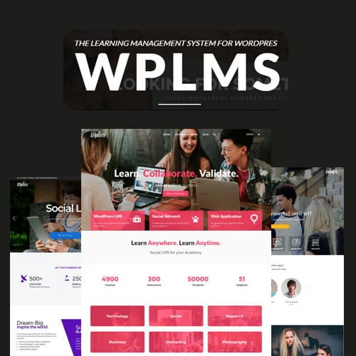 Sale! Buy Discount WPLMS Learning Management System for WordPress - Cheap Discount Price