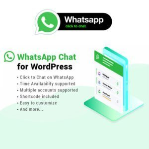 Sale! Buy Discount WhatsApp Chat WordPress - Cheap Discount Price