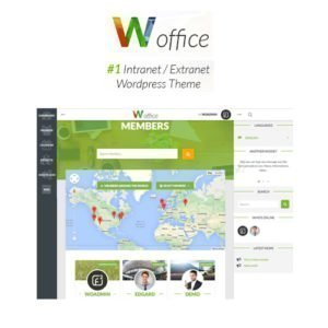 Sale! Buy Discount Woffice – Intranet/Extranet WordPress Theme - Cheap Discount Price
