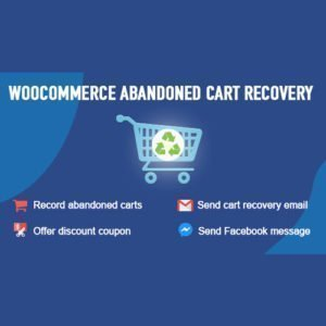 Sale! Buy Discount WooCommerce Abandoned Cart Recovery - Cheap Discount Price