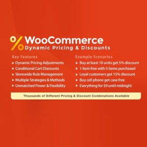 Sale! Buy Discount WooCommerce Dynamic Pricing & Discounts - Cheap Discount Price