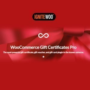 Sale! Buy Discount WooCommerce Gift Certificates Pro by IgniteWoo - Cheap Discount Price