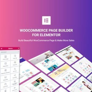 Sale! Buy Discount WooCommerce Page Builder For Elementor - Cheap Discount Price