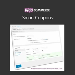 Sale! Buy Discount WooCommerce Smart Coupons - Cheap Discount Price