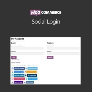 Sale! Buy Discount WooCommerce Social Login - Cheap Discount Price