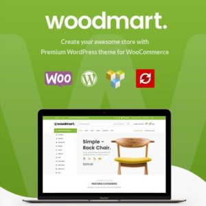 Sale! Buy Discount WoodMart – Responsive WooCommerce WordPress Theme - Cheap Discount Price