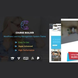 Sale! Buy Discount WordPress LMS Theme for Online Courses - Cheap Discount Price
