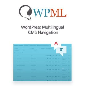 Sale! Buy Discount WordPress Multilingual CMS Navigation - Cheap Discount Price