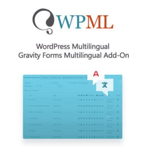 Sale! Buy Discount WordPress Multilingual Gravity Forms Multilingual Add-On - Cheap Discount Price