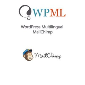Sale! Buy Discount WordPress Multilingual MailChimp - Cheap Discount Price