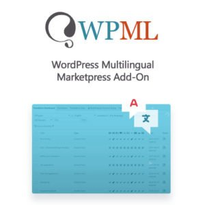 Sale! Buy Discount WordPress Multilingual Marketpress Add-On - Cheap Discount Price