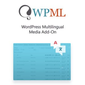 Sale! Buy Discount WordPress Multilingual Media Add-On - Cheap Discount Price
