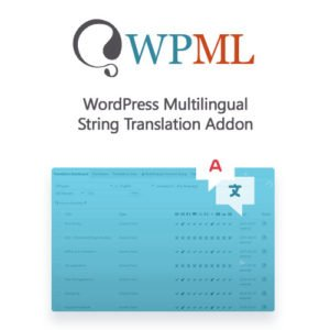 Sale! Buy Discount WordPress Multilingual String Translation Addon - Cheap Discount Price