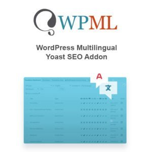 Sale! Buy Discount WordPress Multilingual Yoast SEO Addon - Cheap Discount Price