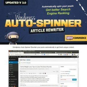 Sale! Buy Discount WordPress Auto Spinner – Articles Rewriter - Cheap Discount Price