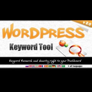 Sale! Buy Discount WordPress Keyword Tool Plugin - Cheap Discount Price