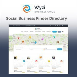 Sale! Buy Discount Wyzi – Business Finder WordPress Directory Listing Theme - Cheap Discount Price