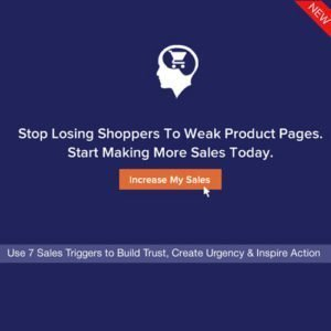 Sale! Buy Discount XL WooCommerce Sales Triggers - Cheap Discount Price