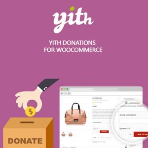Sale! Buy Discount YITH Donations for WooCommerce Premium - Cheap Discount Price