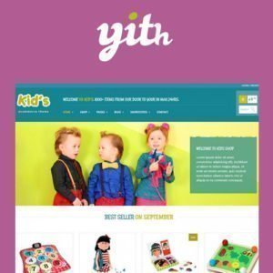 Sale! Buy Discount YITH Kidshop – A Creative Kid's E-Commerce Theme - Cheap Discount Price