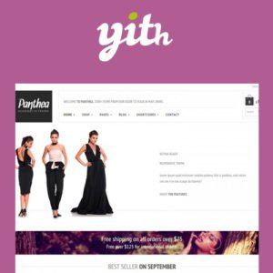 Sale! Buy Discount YITH Panthea – Minimal WooCommerce Theme - Cheap Discount Price