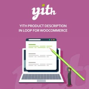 Sale! Buy Discount YITH Product Description in Loop for WooCommerce - Cheap Discount Price
