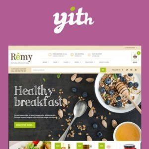 Sale! Buy Discount YITH Remy – Food and Restaurant WordPress Theme - Cheap Discount Price