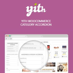 Sale! Buy Discount YITH WooCommerce Category Accordion Premium - Cheap Discount Price