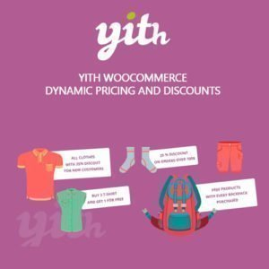 Sale! Buy Discount YITH WooCommerce Dynamic Pricing and Discounts Premium - Cheap Discount Price