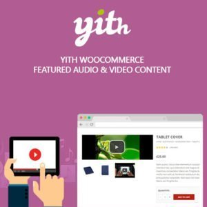 Sale! Buy Discount YITH WooCommerce Featured Audio & Video Content Premium - Cheap Discount Price