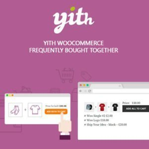 Sale! Buy Discount YITH WooCommerce Frequently Bought Together Premium - Cheap Discount Price