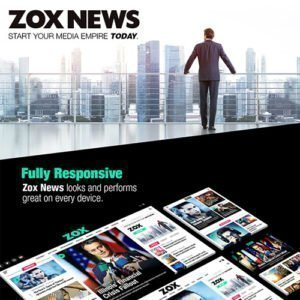 Sale! Buy Discount Zox News – Professional WordPress News & Magazine Theme - Cheap Discount Price