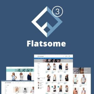 Sale! Buy Discount Flatsome | Multi-Purpose Responsive WooCommerce Theme - Cheap Discount Price